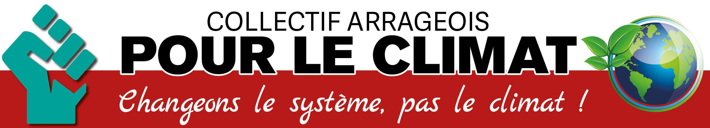 """Collectif Arrageois pour le Climat, """"Et 1, et 2, et 3 degrés : c'est un crime contre l'humanité"""" !"""